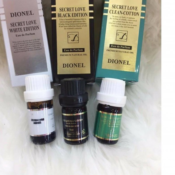 Dionel Secret Love 5 ml