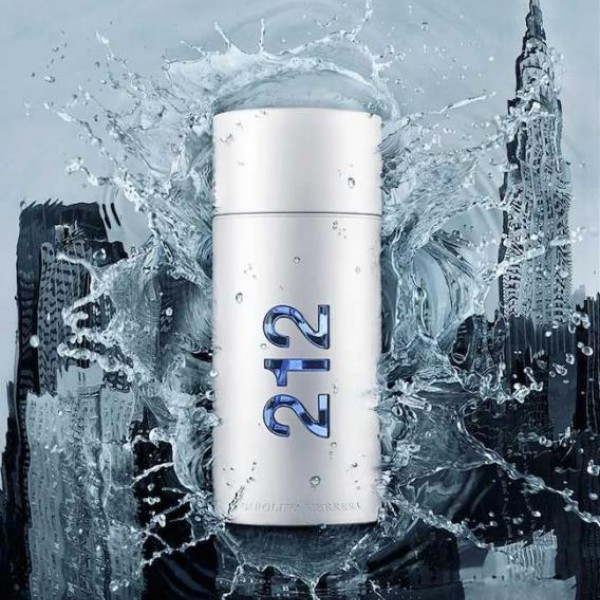 212 Men Aqua Carolina Herrera 100 ml